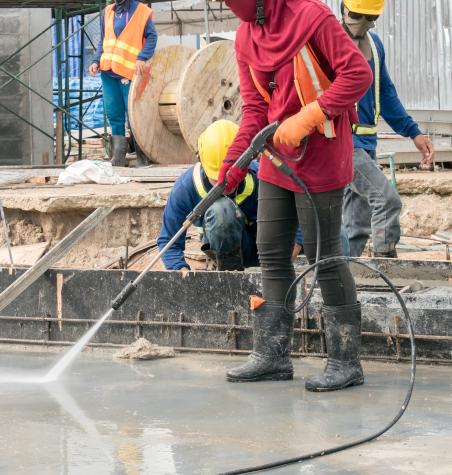 Nettoyage chantier Lille